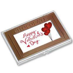 Happy Valentine's Day Chocolate Bar
