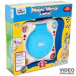Toddler Interactive Magic Mirror Laptop