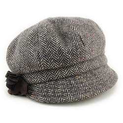 Lady's Irish Newsboy Cap