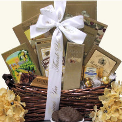 Refined Elegance Administrative Professionals Day Gift Basket