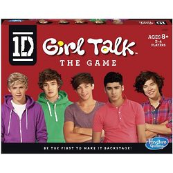 One Direction Girl Talk Trivia Game
