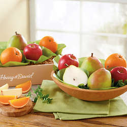 Triple Treat Fruit Delight Gift Box