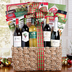 California Wine Country Collection Gift Basket