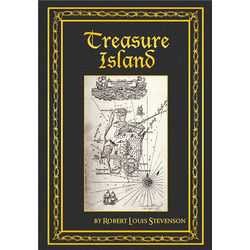 Treasure Island Personalized Literary Classic