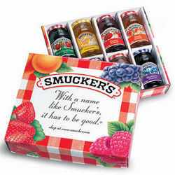Smucker's® Create-Your-Own Gift Box
