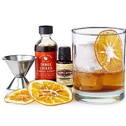 Chile Spiced Old Fashioned Cocktail Kit