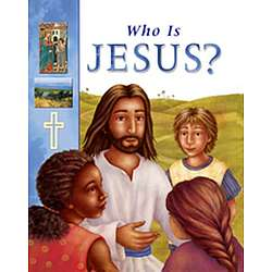 Who Is Jesus Hardcover Book