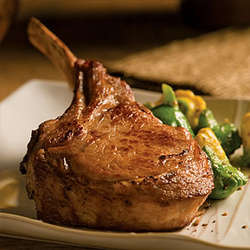 Private Reserve Frenched Veal Rib Chops