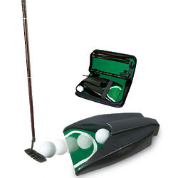 Executive Auto Return Putting Set