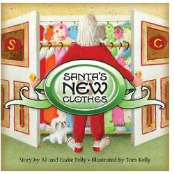 Santa's New Clothes Book