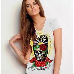 Caribbean Music Spirit Women's T-Shirt