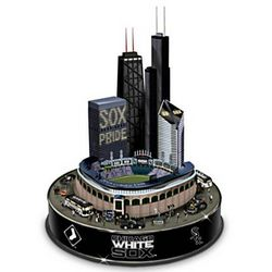 The Chicago White Sox U.S. Cellular Field Pride Carousel