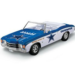 Dallas Cowboys Super Bowl VI 1971 Chevy Chevelle SS