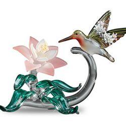 Whispering Joy Glass Figurine