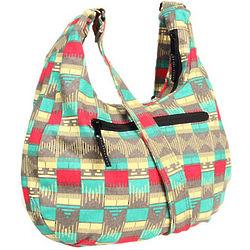 Kavu Sydney Satchel Canvas Handbag