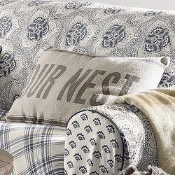 Our Nest Toss Pillow