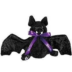 Personalized Halloween Webkinz Bat Stuffed Animal