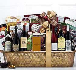 Ultimate Wine and Champagne Collection Gift Basket
