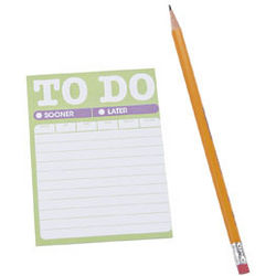 To Do Sticky Notes