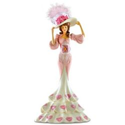 Style Spun From Grace Breast Cancer Awareness Figurine