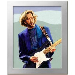 Eric Clapton Pop Art Print
