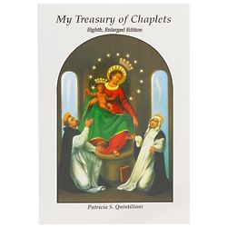 My Treasury of Chaplets Book