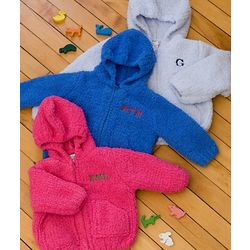 Kid's Personalized Hoodie Jacket