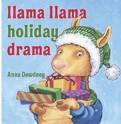 Llama Llama Holiday Drama Book