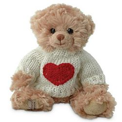Oliver the Valentine's Day Bear