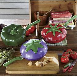 Vegetable Fry Pan