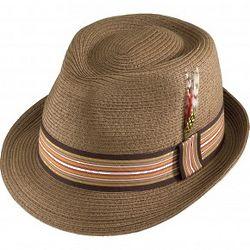 Dexter Gentleman Hat with Feather