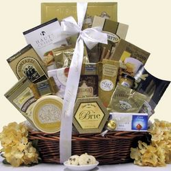 Sincere Thanks Administrative Professionals Day Gift Basket