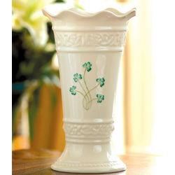 Tara Belleek Vase