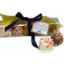 Chocolate Covered Marshmallow Halloween Gift Box