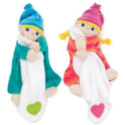 Snuggle Friend Doll and Blankie
