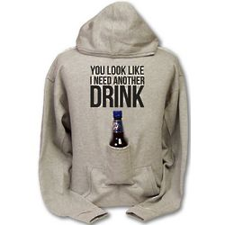 You Look Like I Need Another Drink Beer Hoodie