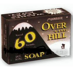 Over the Hill 60 Soap