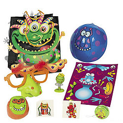 Monster Filled Treat Bags
