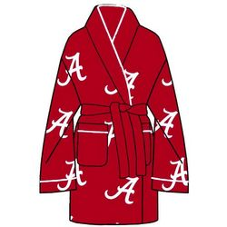 Ladies Alabama All Over Print Robe