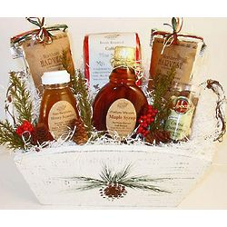 Woods of Wisconsin Holiday Gift Basket