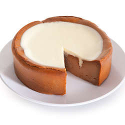 6 Inch Cappuccino Cheesecake