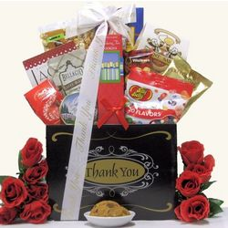 Administrative Professionals Day Thank You Gift Basket