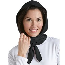 Women's Aire Hooded Scarf