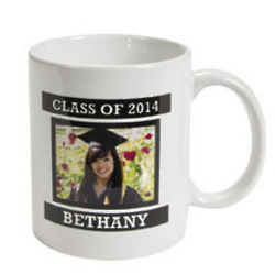 Graduation Custom Photo Mug