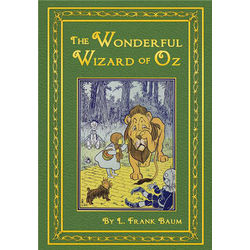 The Wonderful Wizard of Oz Personalized Literary Classic