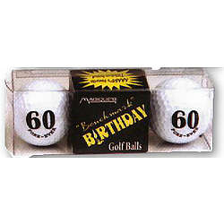 60 Fore Ever Golf Balls