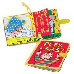 Funny Feet Plush Book
