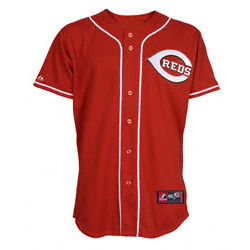 Cincinnati Reds 2010 Alternate MLB Replica Jersey