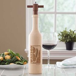 Personalized Pepper Mill Add Spice