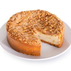 6 Inch Caramel Apple Crunch Cheesecake